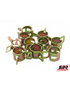 Clips de durite essence Motoforce Ø 8,5mm